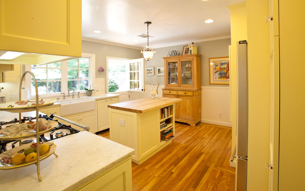 Kitchen Remodel Alameda